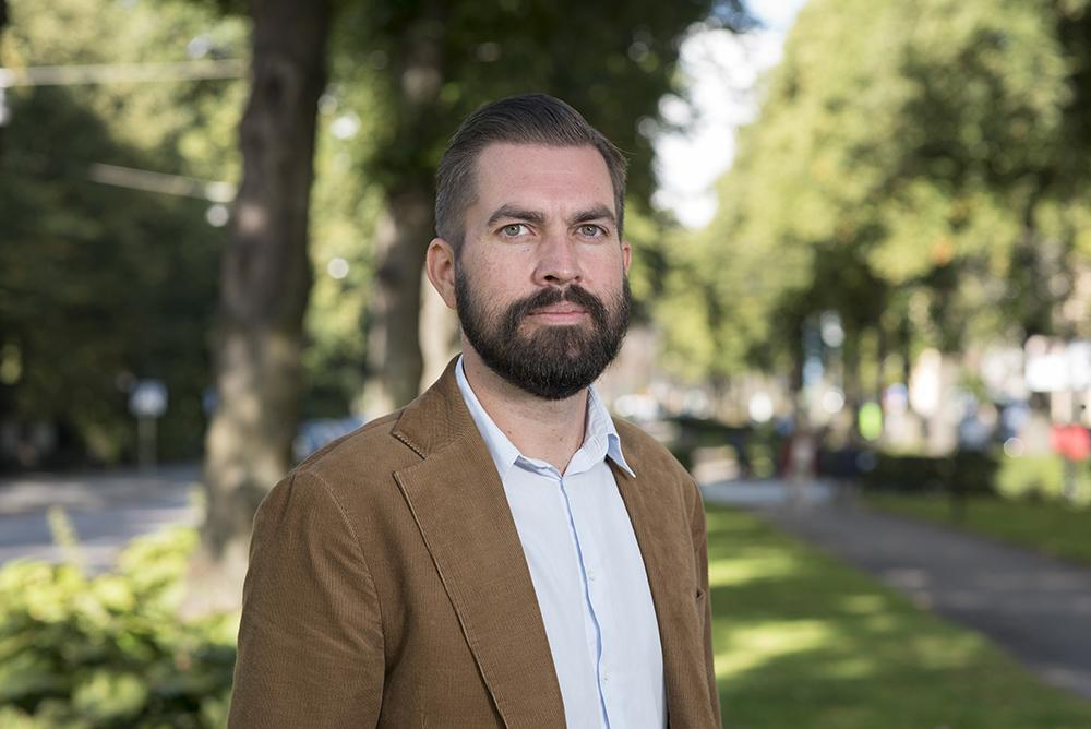 Pär Nygårds, näringspolitisk expert TechSverige