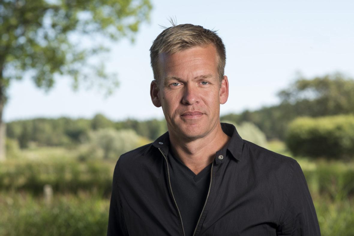 David Mothander, förbundsdirektör TechSverige