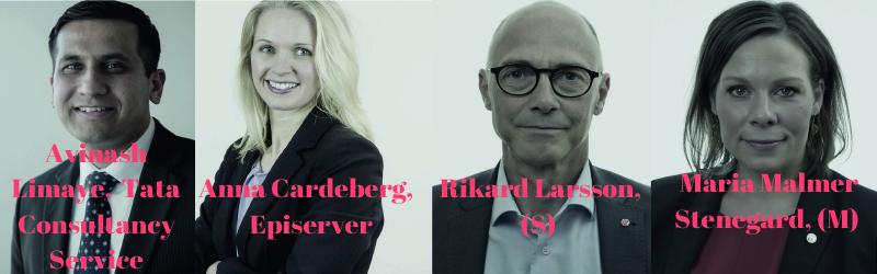 Integrating ICT skills into Sweden