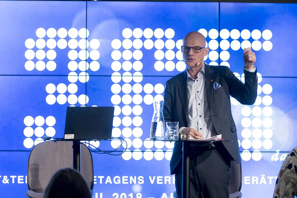 Pär Fors, ordförande IT&Telekomföreatgen