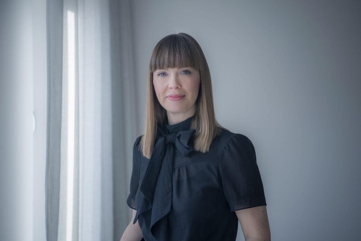 Frida Faxborn, IT&Telekomföretagen