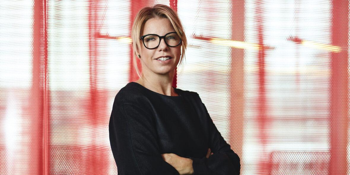 Pernilla Nissler, vd Blocket