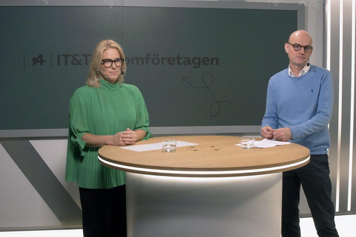 Åsa Zetterberg och Pär Fors